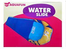 Aquafun Speed Slide Slip n Slide 6 METRE Outdoor Backyard Games