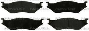 Disc Brake Pad Set-PosiTek Premium HD Disc Pad Rear,Front NewTek PMD777