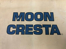 Gremlin Sega Moon Cresta Arcade Game Machine Owner's Manual Schematics