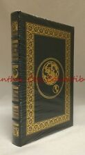 NEW Easton Press SIGNED Astronaut Edgar Mitchell The Way of the Explorer Apollo