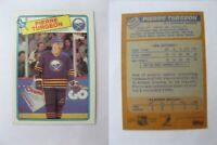 1988-89 Topps #194 Turgeon Pierre  RC Rookie  sabres