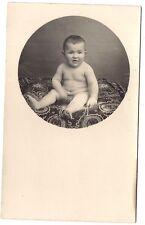 photo carte postale   enfant ,bébé (1016d)