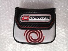 Mint Odessey Oworks Squared Mallet Headcover