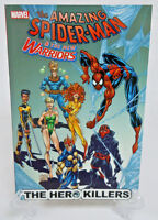 Spider-Man & New Warriors Hero Killers Marvel Comics TPB Trade Paperback New