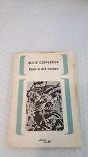 guerra del tiempo tres relatos, ediciones del 80,  by Alejo Carpentier (Author)