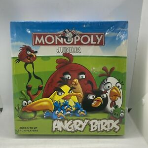 Monopoly Junior Angry Birds Edition