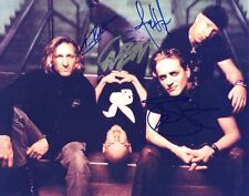 Fuel Complete Group Original Band Signed Photo Autographed COA Brett Scallions