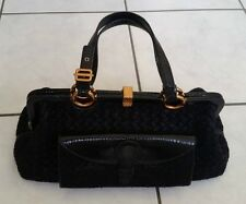 Bottega Veneta Black Hand Bag