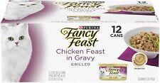 Purina Fancy Feast Feast in Gravy Canned Wet Cat Treat, Cat food