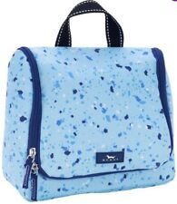 Scout Bags Mad Splatter Hanging Toiletry Travel Rinse & Repeat Makeup Bag NWT