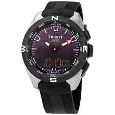 Tissot T-Touch Expert Solar II Men's Rubber Analog-Digital Watch