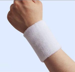 Hot 1X Elastic Bandage Basketball Tennis Sports Protect Wrist Straps Wristbands