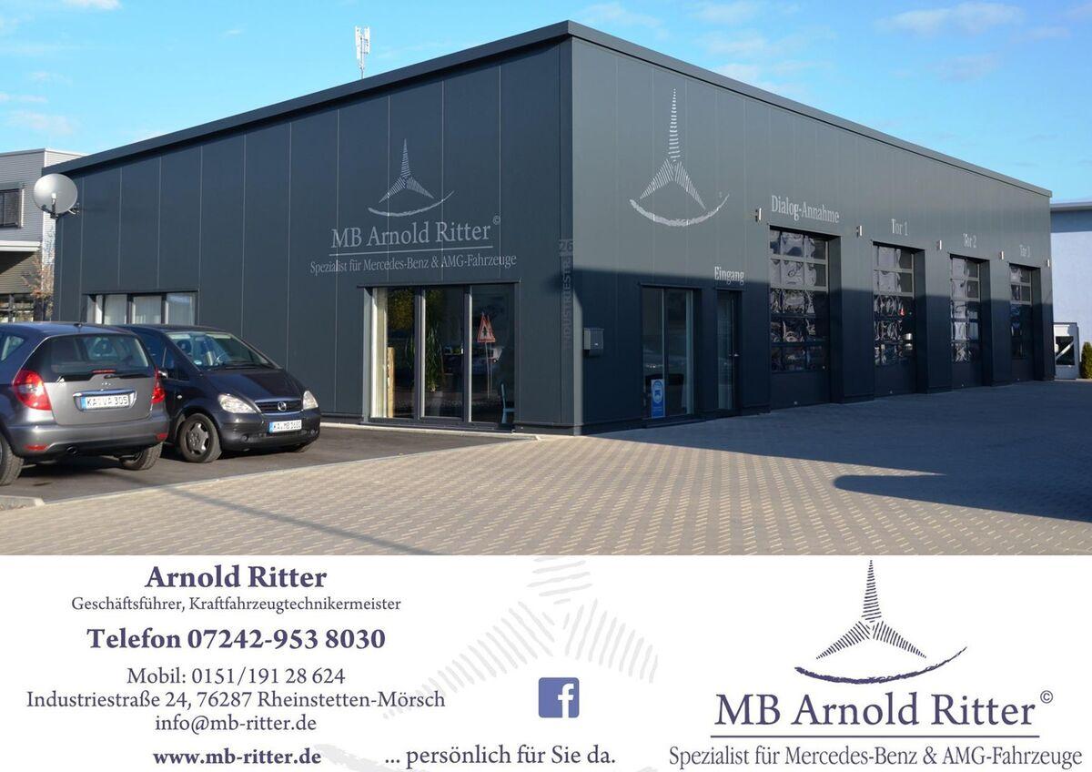 MB Arnold Ritter Abt. GTC-Ritter