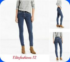 """Levi Womens 721 High Rise Skinny 29 x 32,"""" Cliff Hanger """"Style # 188820050"""