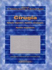 Cirugía. Aparato digestivo, circulatorio y respiratorio. ENVÍO URGENTE (ESPAÑA)