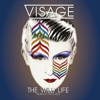 VISAGE - THE WILD LIFE (THE BEST OF 1978-2015)   CD NEUF