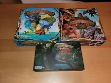 Spirit Island core + Jagged Earth, Branch Claw Expansions. Insert, promos, etc