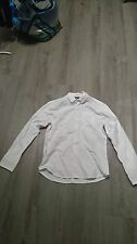White Silve Creek Roof Shirt Size: L