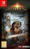 Sphinx and the Cursed Mummy For Nintendo Switch (New & Sealed)