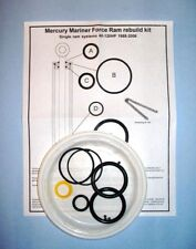 Cylinder rebuild kit ~ Mercury Mariner power trim tilt 1988-2006 ~ p/n 813432A3