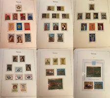 Vatican MNH collection 1970-1986 on Schaubek album pages - Charity Sale