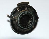 Rare Ernemann Detectiv Aplanat F6.8 №00 Large Format lens shutter