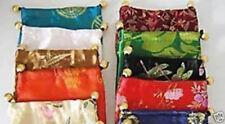 Wholesale 5 PCS Beautiful Chinese Silk Gift Bags Free shipping