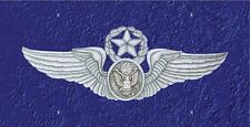 Air Force Enlisted Aircrew Master wings   LP 422