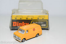 DINKY TOYS 410 BEDFORD AA VAN DANISH POST MAIL MINT BOXED RARE SELTEN JOHN GAY