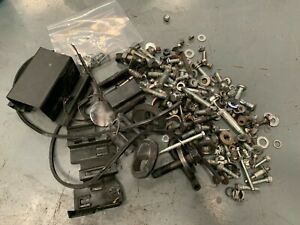 Harley Davidson 2006 Dyna Low Rider Box Of Miscellaneous Hardware Bolts