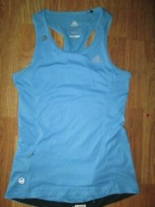Womens ADIDAS CLIMACOOL athletic tank top  S Sm