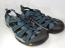 Keen Newport H2 Size 9.5 M (D) EU 42.5 Men's Sport Sandals Shoes Navy 1001938