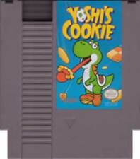 Yoshi's Cookie - Classic NES Nintendo Game