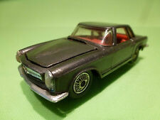 POLITOYS 503 MERCEDES BENZ 230 SL - GREY 1:43 - GOOD CONDITION