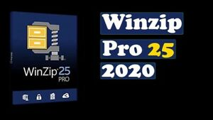 WinZip 25 Pro Last Original