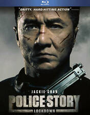 Police Story: Lockdown (Blu-ray Disc, 2015)