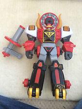 Power rangers  DX samurai bullzord megazord toy