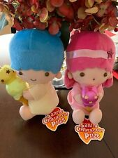 Cute Sanrio Little Twin Stars Boy and Girl Dolls/ Plushies