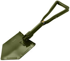 Military Tri Fold Shovel Olive Drab GSA Compliant Camping Survival Rothco 839