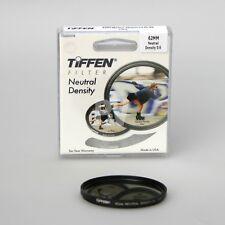 Tiffen 62mm Neutral Density Filter 0.6 (ND4 2-stop) - NEW