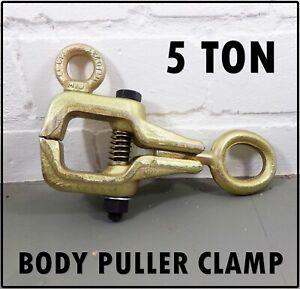 Body Puller Clamp Jig Garage Spares Tool Repairs Or Dent Power Bodywork damaged