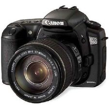 USED Canon EOS 20D 8.2MP Digital SLR (Body Only) Excellent FREE SHIPPING