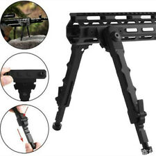 "Adjustable 6""-8''  V9 Bipod Side Mount Folding Legs For M-lok Rail Hunting"