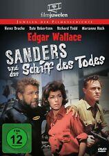 Sanders und das Schiff des Todes - Edgar Wallace, Heinz Drache - Filmjuwelen DVD