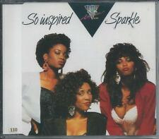 SPARKLE - So inspired CD-MAXI 4TR GERMANY RELEASE 1988 VERY RARE!!