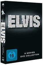 Elvis - 8 Movies DVD Collection (30th Anniversary, 8 DVDs - NEU in Folie