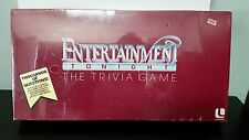 1984 - Factory Sealed - Vintage Entertainment Tonight Trivia Board Game Lakeside