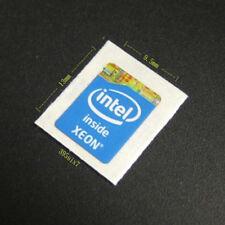 10 pcs Intel inside Sticker Haswell Version 17mm x 19mm