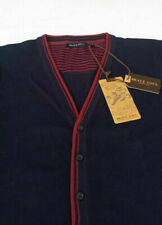 Men's BRAVE SOUL cadigan navy blue color size S BNWOT