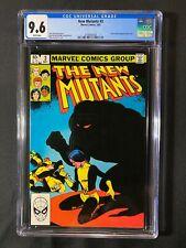 New Mutants #3 CGC 9.6 (1983)